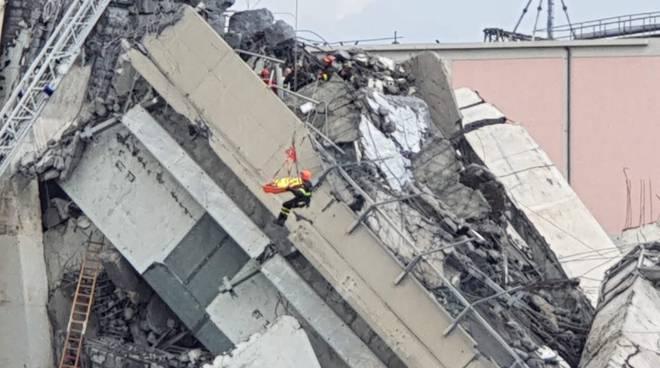 Ponte Morandi, un anno fa il crollo che uccise 43 persone