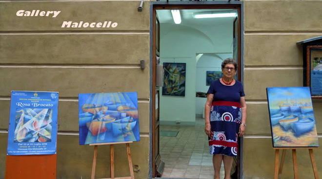Rosa Brocato Mostra Varazze 2019