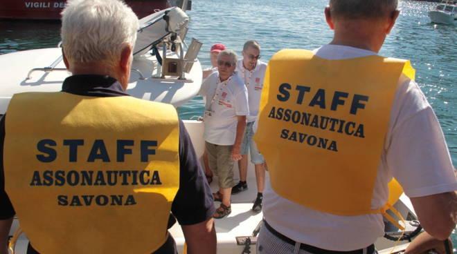 Gita in barca Savona