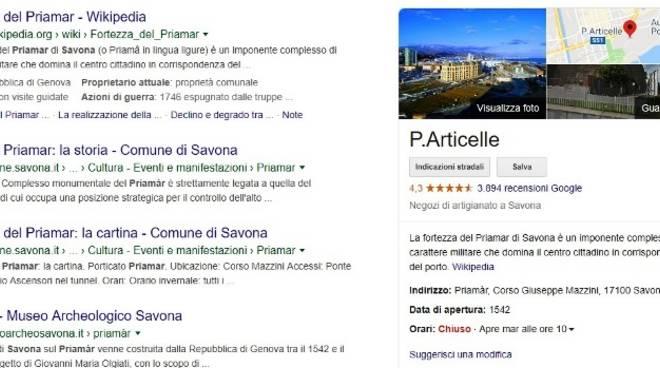 google maps priamar