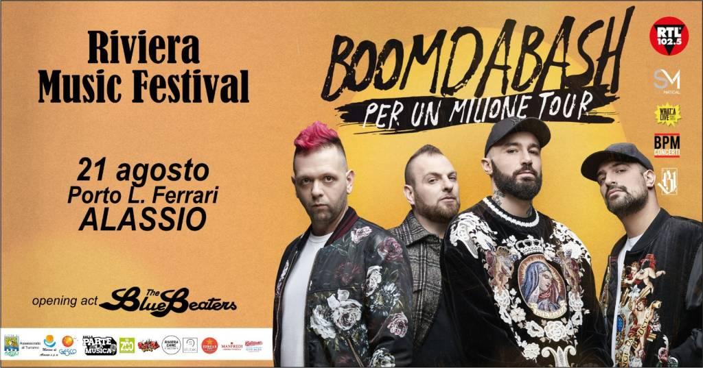 I Boombadash Riviera Music Festival Alassio