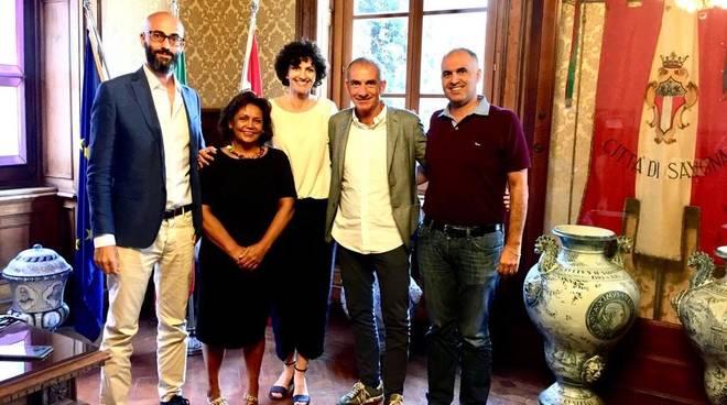 liguria popolare andrea costa Gabriele pisani Matteo Marcenaro Ilaria Caprioglio