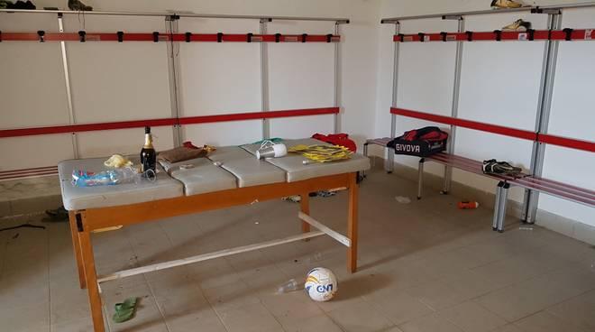 Lo stadio Ellena di Loano