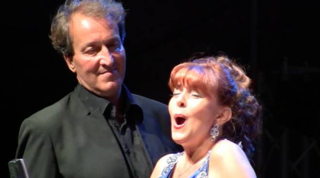 Matteo Peirone e Linda Campanella