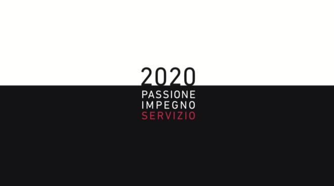 Polizia di Stato calendario 2020