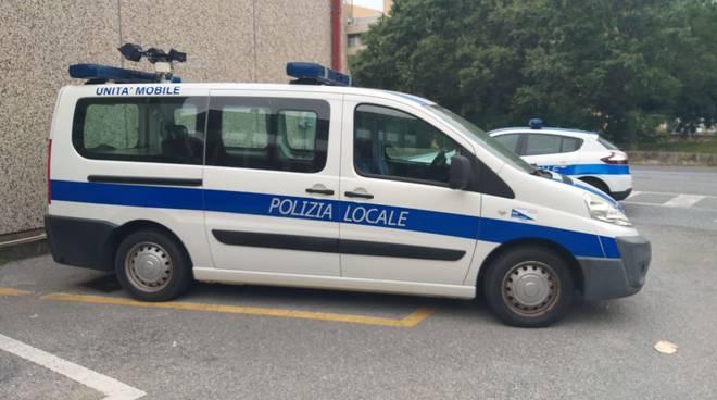 polizia locale municipale vigili savona