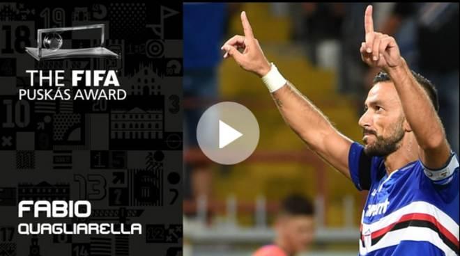 quagliarella fifa puskas award