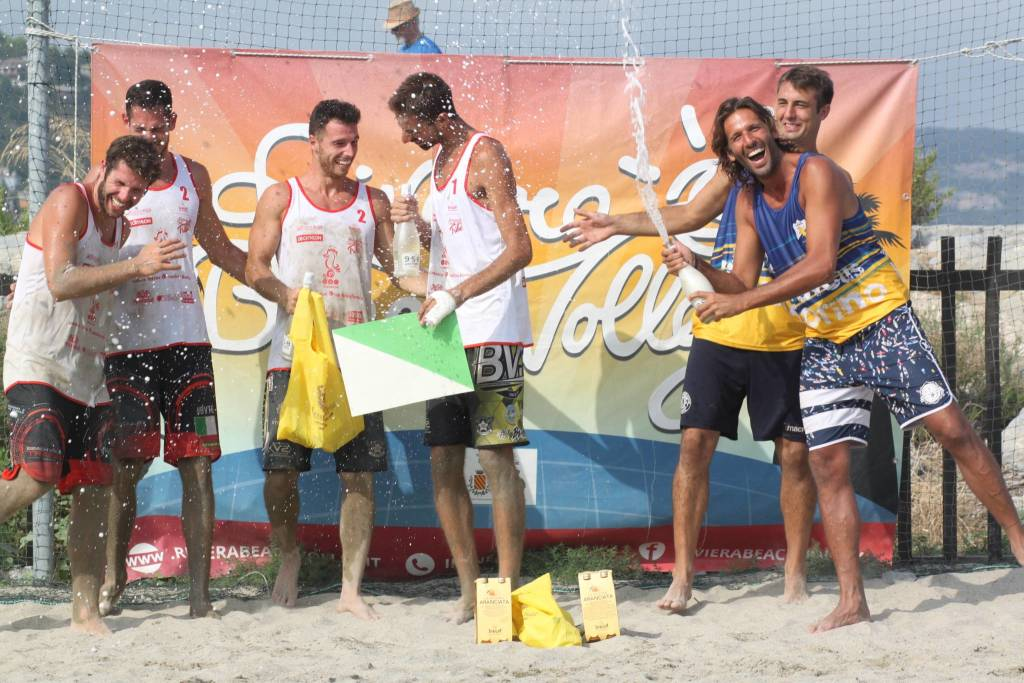Riviera Beach Volley