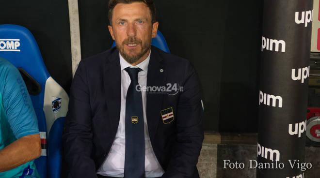 Di Francesco, col Sassuolo niente tattica ma cattiveria - Liguria