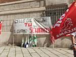 sciopero guardie giurate, vigilantes