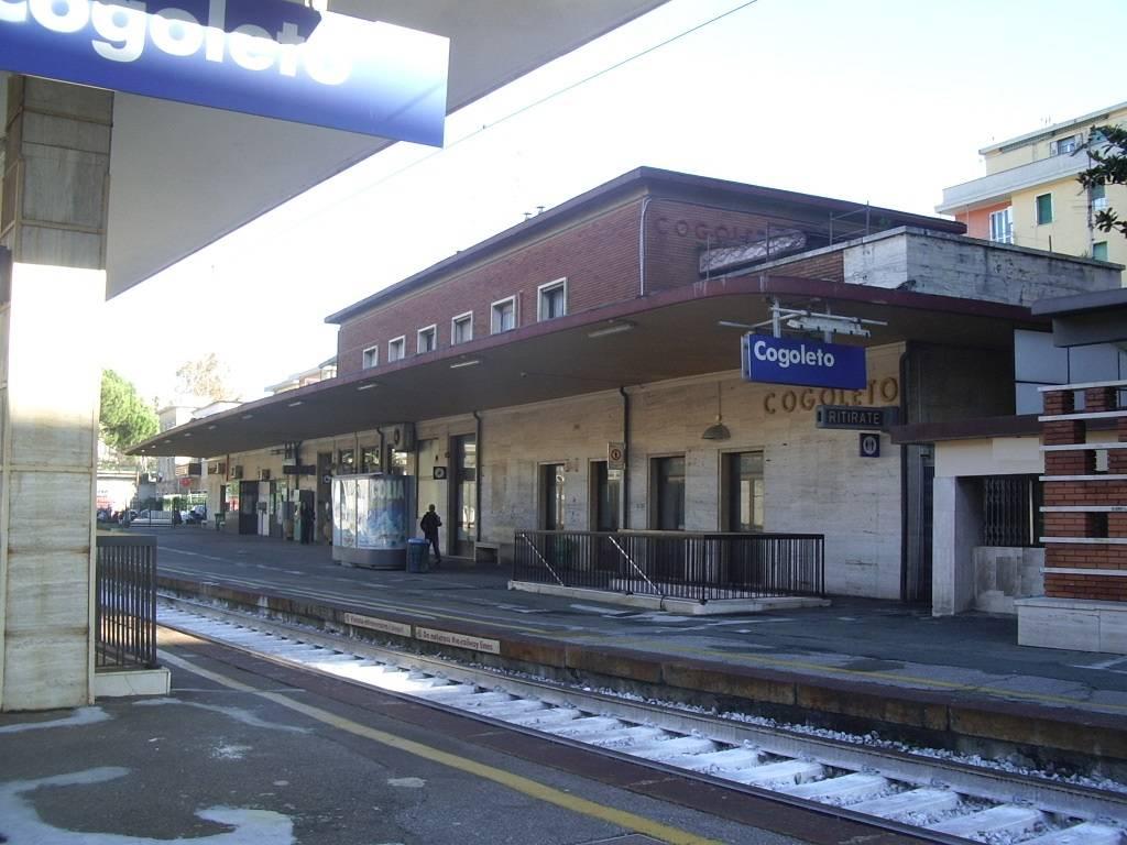 stazione treni cogoleto