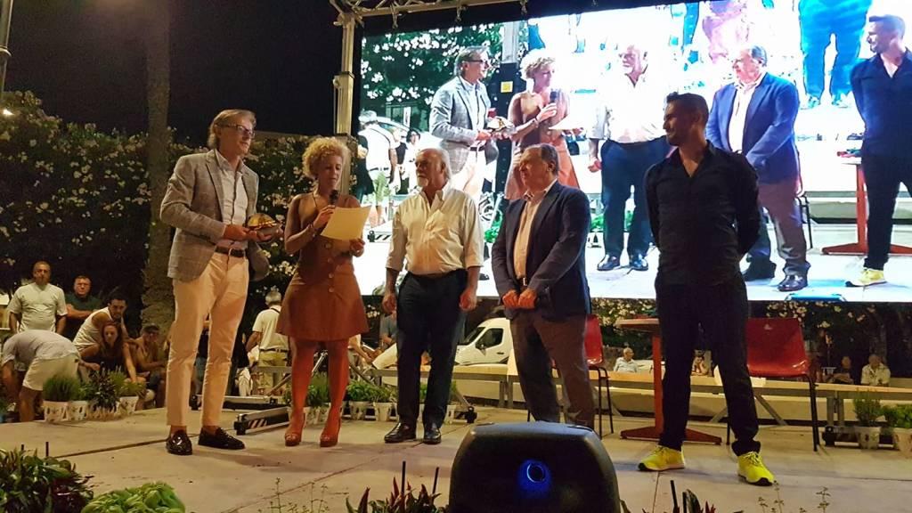 """Successo per la serata """"Emys Award"""" ad Albenga"""