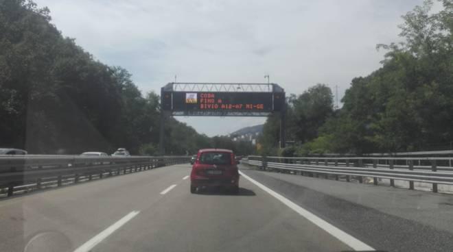 Traffico a12