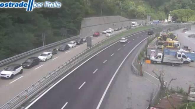 traffico a12 a7