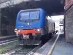 treno fermo calcinacci ferrovia voltri