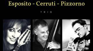 Trio Paola Esposito - Dino Cerruti - Marco Pizzorno