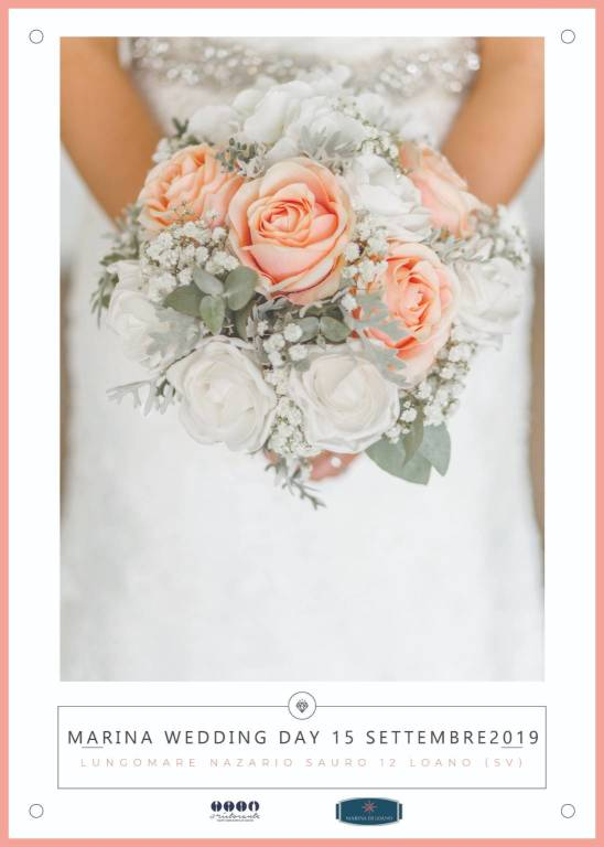 Marina Wedding Day
