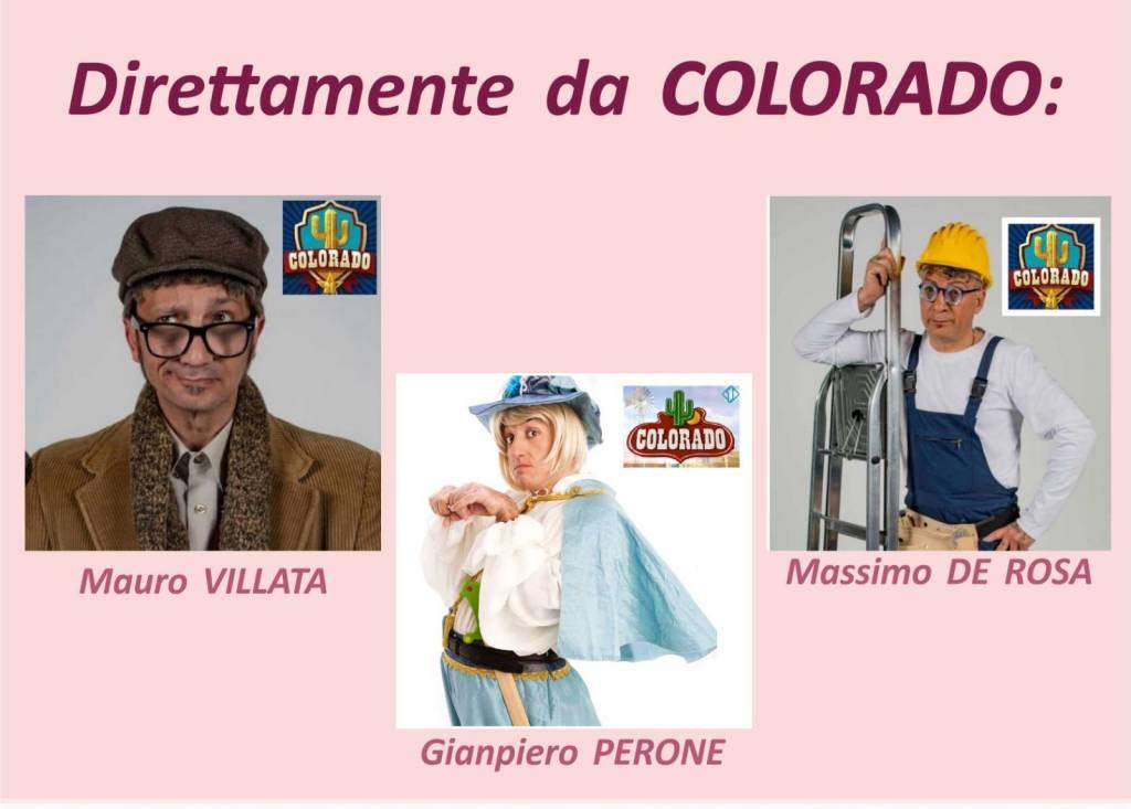 Miss Riviera Palme Selezione Comici Zelig