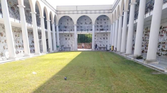 Cimitero Leca