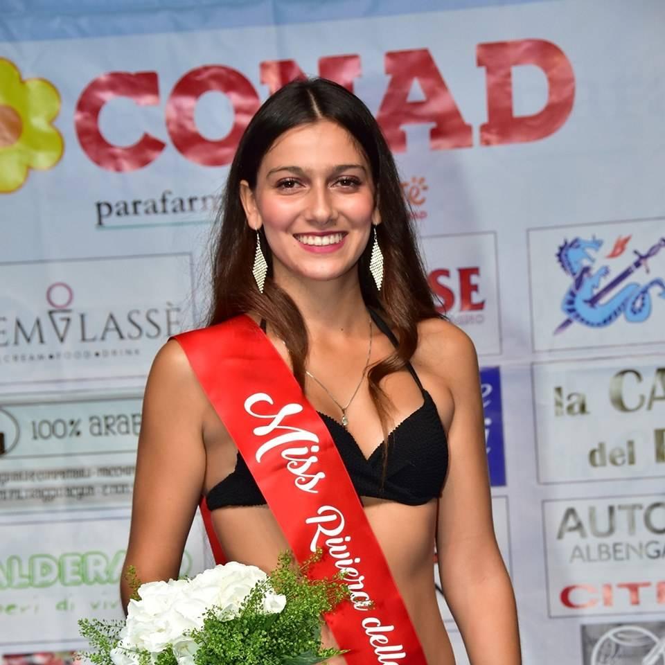 Arianna Caputo Miss Riviera Palme 2019