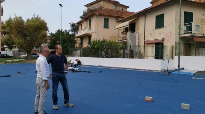 Campo Basket Andora