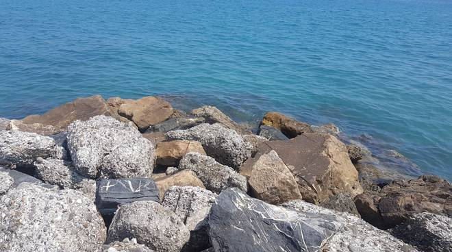 Viale Che Guevara Albenga mare spiagge