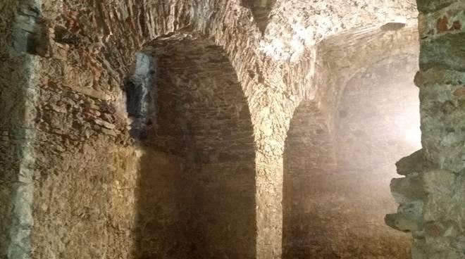 Visite guidate sotterranei Priamar Savona