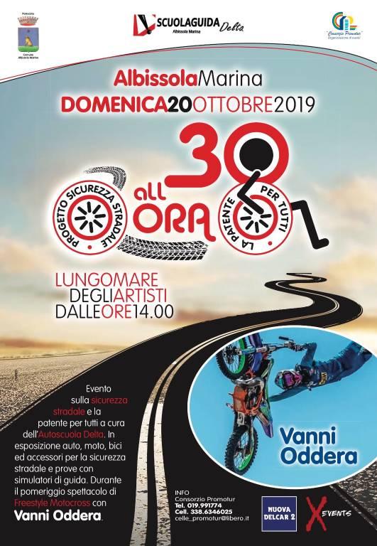 """30 all'ora"" Albissola Marina ottobre 2019"