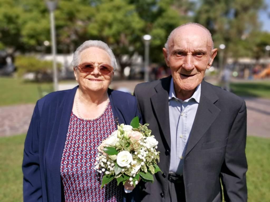 70 anni matrimonio