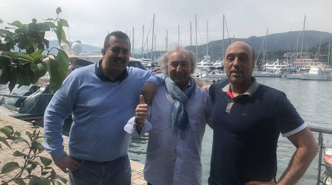 Albaro Volley e Vallestura sposano il progetto Olympia per il settore giovanile
