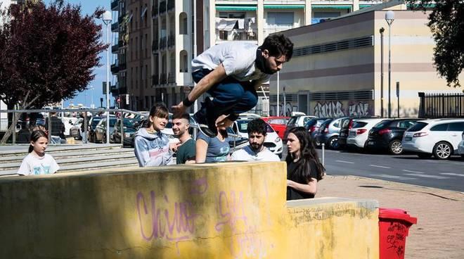 Albenga Street Festival 2019 sport urbani