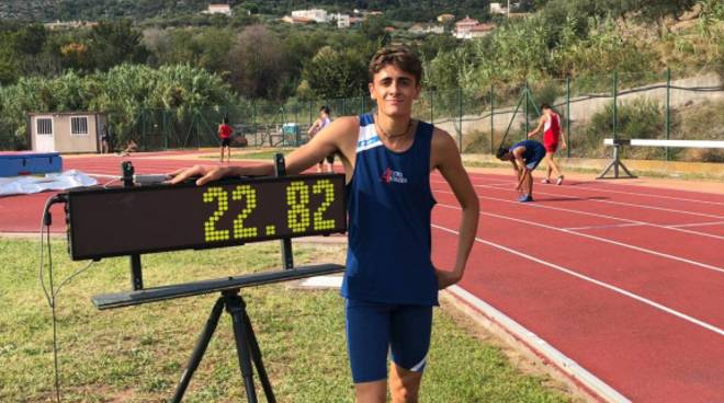 Arcobaleno e Campionati Regionali Individuali