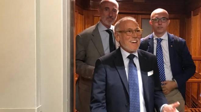 ascensore Castelletto Ponente