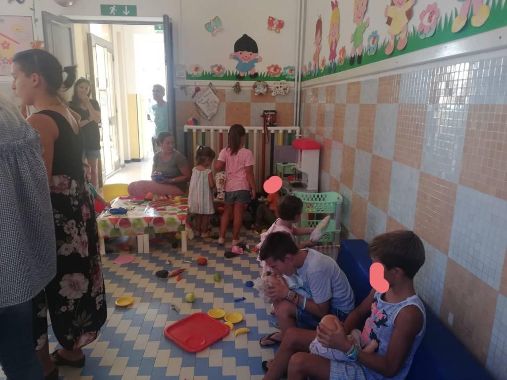 asilo scuola materna Varigotti