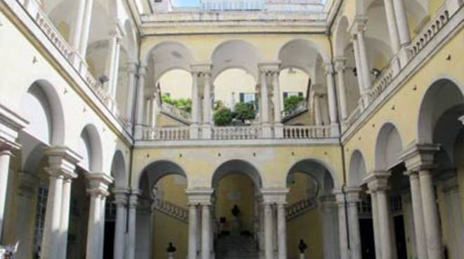 ateneo università genova via balbi