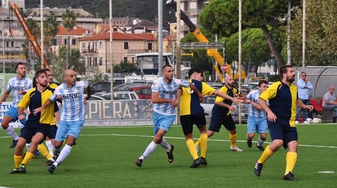Calcio, Prima Categoria: Riese vs Città di Cogoleto