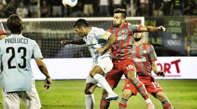 Calcio, Serie B: Cremonese vs Virtus Entella