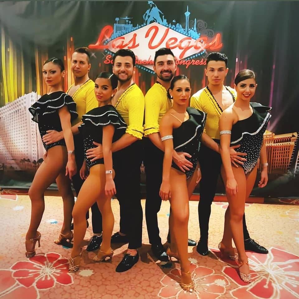 Venerdì latino al Caribe Club con show
