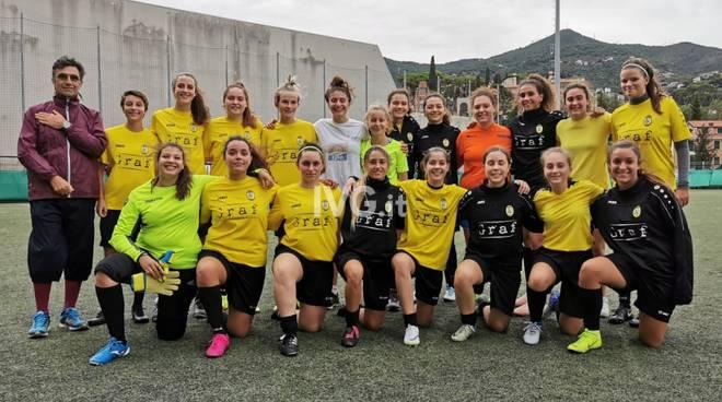 Alassio FC femminile: al via la stagione 2019 2020