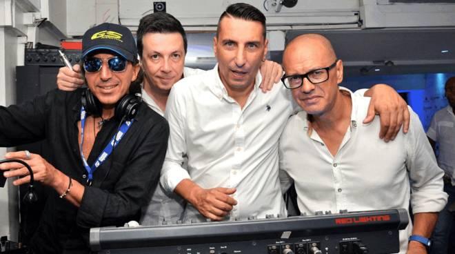 Inaugurazione del sabato disco e revivala al Cezanne
