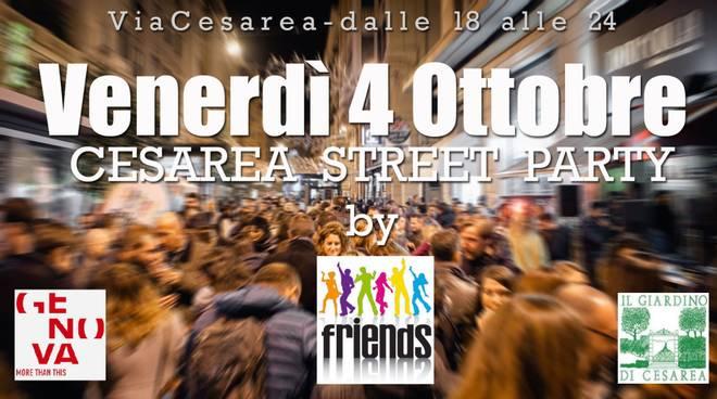 Cesarea Street Party by Friends