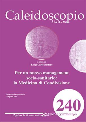 Monografia sulla Medicina di Condivisione realizzata dallo Staff della ASL3 Liguria
