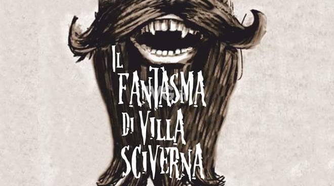 """Stasera a Sassello \""""Il fantasma di Villa Sciverna\"""""""