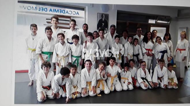 Aperte le iscrizioni ai corsi di Aikido Albenga