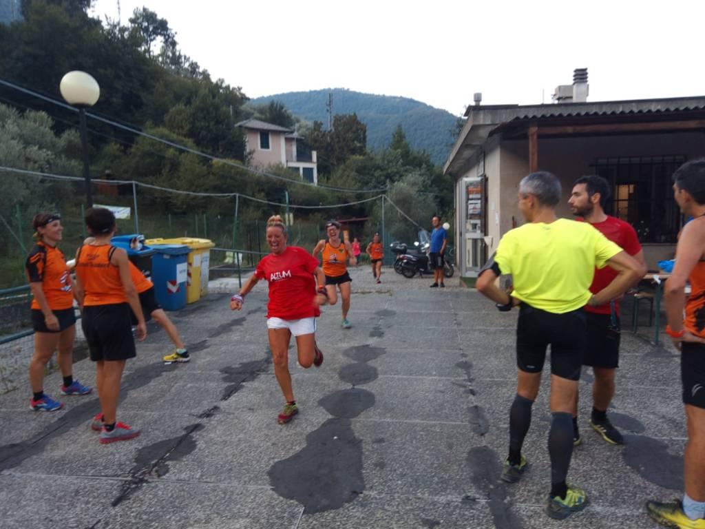 Alba Trail a San Desiderio
