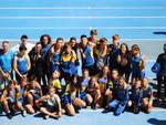 L\' Atletica Varazze terzi ai Campionati Nazionali CSI a Pescara con il settore giovanile