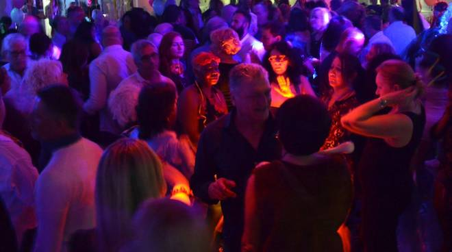 Torna il sabato over 30 al Cezanne Disco