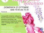 Workshop di acquerello botanico presso L\'Angolo delle Arti