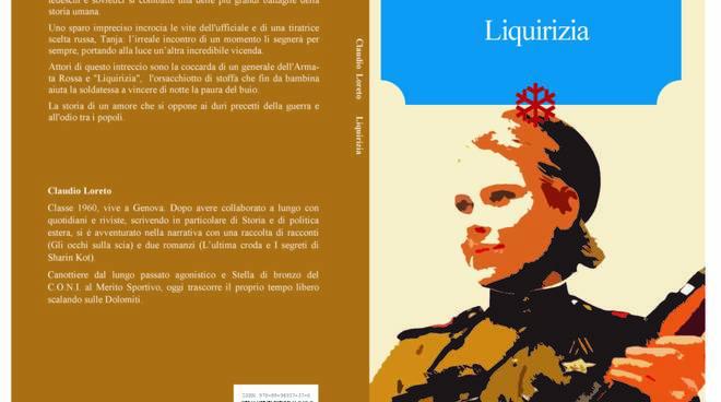 """Presentazione del romanzo """"Liquirizia"""", di Claudio Loreto (Edizioni Leucotea – Anno 2019)."""