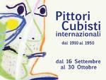 Pittori cubisti internazionali dal 1910 al 1950 presso la Galleria Vico Spinola a Savona
